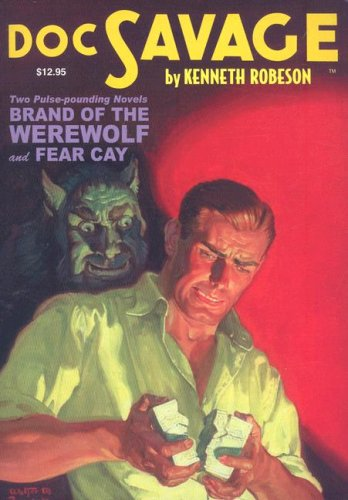 Download Brand of the Werewolf / Fear Cay (Doc Savage, Vol. 13) ebook
