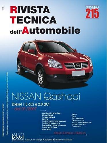 amazon it manuale di riparazione e manutenzione dell auto nissan rh amazon it