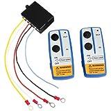 fitTek® Wireless Winch Remote Control Twin Handset 12 Volt 12V