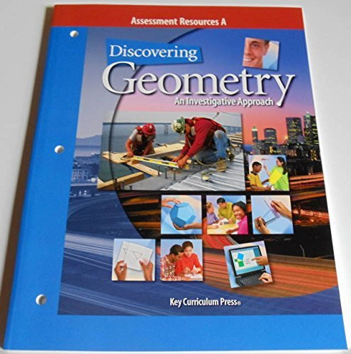 Discovering Geometry: An Investigative Approach : Assessment ...