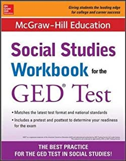 Ged math test tutor 2nd edition ged test preparation ms mcgraw hill education social studies workbook for the ged test fandeluxe Gallery