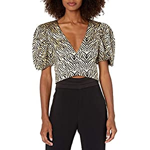 House of Harlow 1960 Women's Cipriana Top