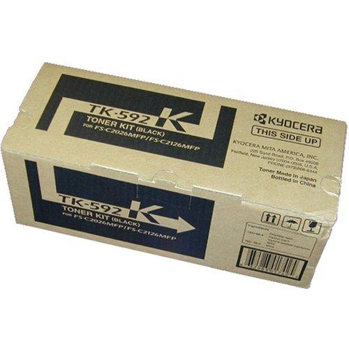 Kyocera TK 592K Black FSC2026MFP FSC2126MFP