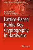 Lattice-Based Public-Key Cryptography in Hardware