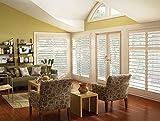 PLANTATION SHUTTERS-INTERIOR WINDOW COVERING