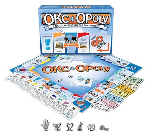 OKC Opoly B07GX4TV59