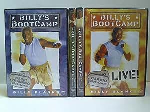 billy blanks boot camp 4 pack dvd cardio live ultimate ab basic training. Black Bedroom Furniture Sets. Home Design Ideas