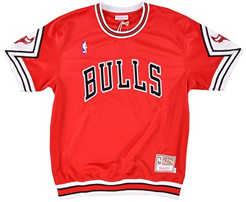 Chicago Bulls Authentic Shooting Shirt - Traditional (M/40)