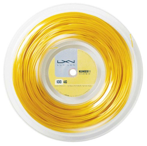 Wilson LUXILON 4G 130 Reel, Gold, 200m/16-Gauge