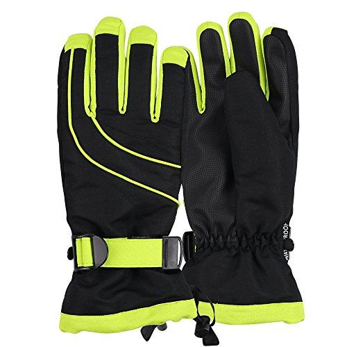 Women's 3M Thinsulate Lined Waterproof Ski Glove