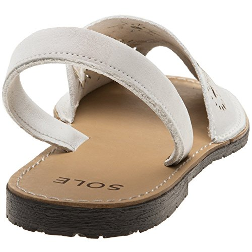 Bianco Toucan Donna Sole Toucan Donna Bianco Toucan Sole Sole Sandalo Donna Sandalo qfaBPqw
