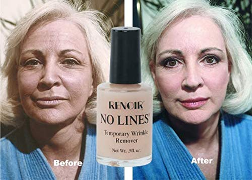 Temporary Wrinkle Remover - No Lines - for Forehead, Eyes and Lips ()