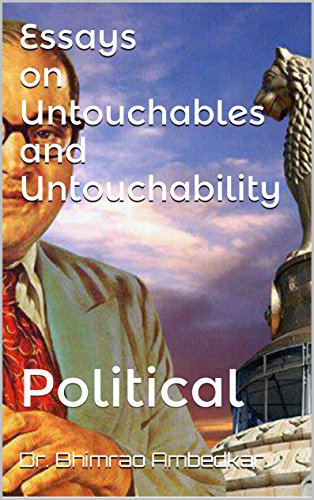 University English Essay Essays On Untouchables And Untouchability Political By Ambedkar Dr  Bhimrao How To Write An Essay For High School also Essay In English Language Amazoncom Essays On Untouchables And Untouchability Political  Healthy Diet Essay