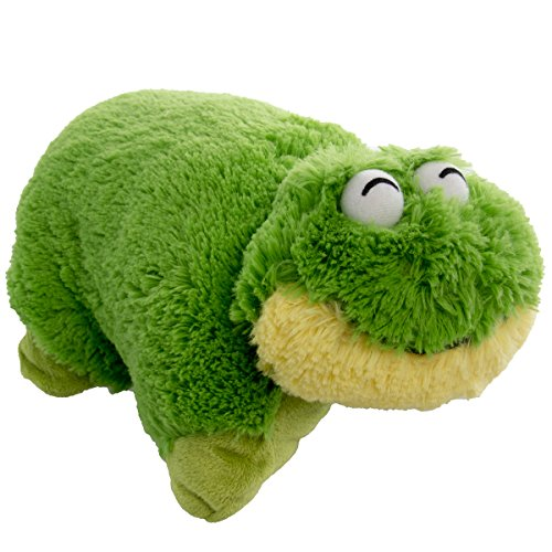 Pillow Pets Pee-Wees - Frog - Frog Stuffed Animal Pillow