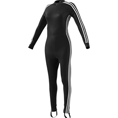 3cbcc10df23b adidas Jumper - Stage Suit Black White Size  2 USA - 6 UK - XS (X-Small)   Amazon.co.uk  Clothing