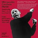 Mahler: Symphonies Nos. 1, 3, 5, 6, 8, 9, & 10 - Unfinished