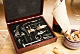 Best gold Wine opener Gift Set - Unique Bottle Opener Corkscrew All-in-one Accessories Set for Wine Lovers. Perfect for Hostess, Housewarming, Wedding and Anniversary Gifts