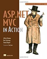 ASP.Net MVC in Action Front Cover