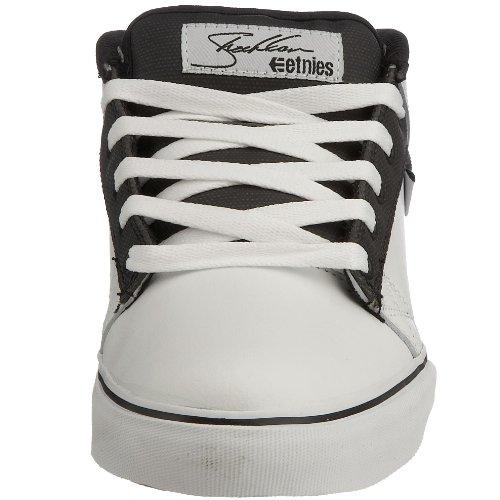 Etnies Men's Sheckler 4 Skateboarding Shoe White/Black/Gum factory outlet cheap price 9Not7DFyDS