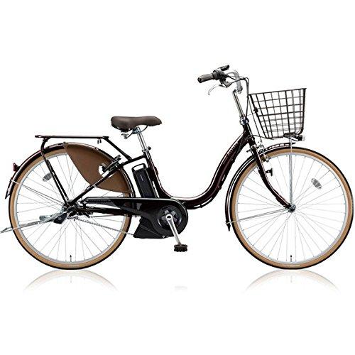 ブリヂストン(BRIDGESTONE) アシスタファイン A6FC18 26インチ 電動アシスト自転車 専用充電器付 B075SDYDYZ F.Xカラメルブラウン F.Xカラメルブラウン