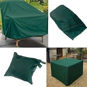 cococina 280x 206x 108cm impermeable juego de muebles al aire libre para cuadro Shelter