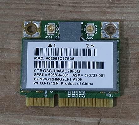 COMPRO PC Tarjeta de Red inalámbrica para HP/Compaq CQ56 ...