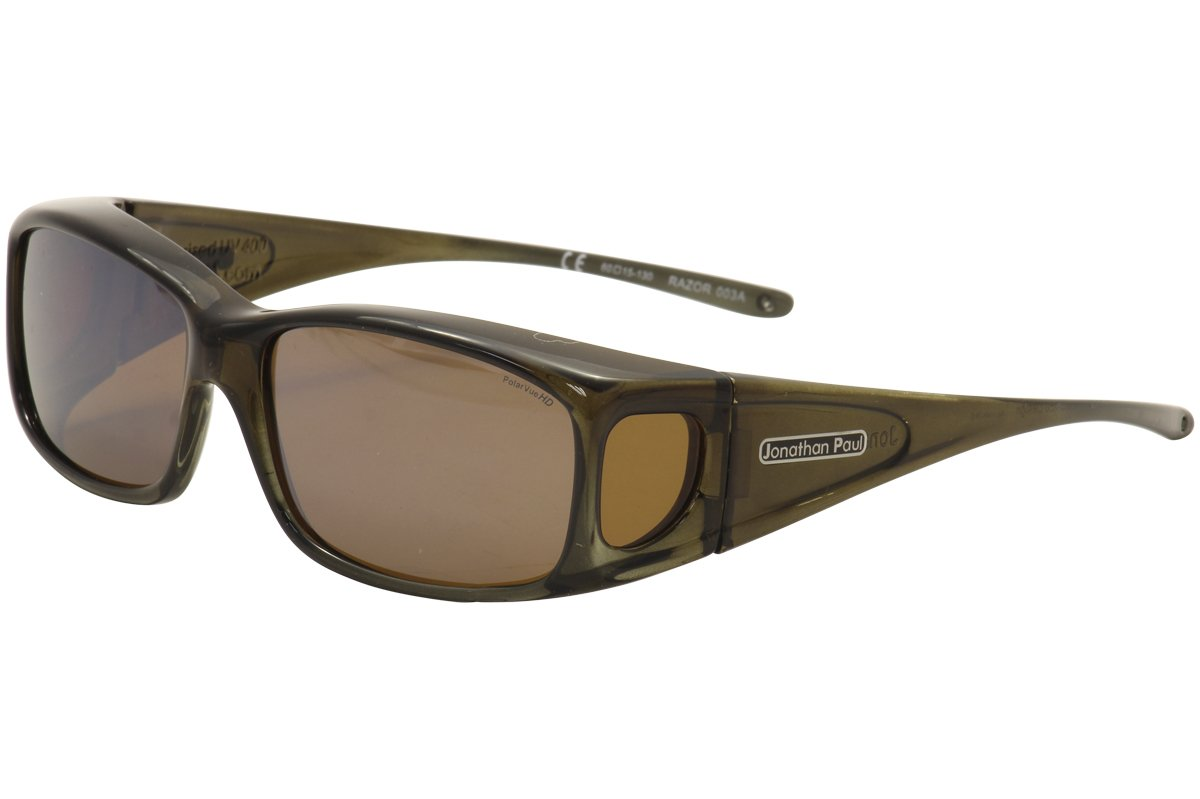Amazon.com: Fitovers Eyewear Razor polarizadas anteojos de ...