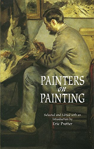 Painters on Painting (Dover Fine Art, History of Art)