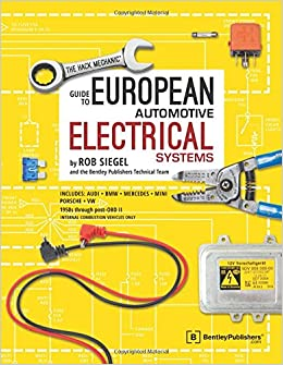 automotive electrical wiring books