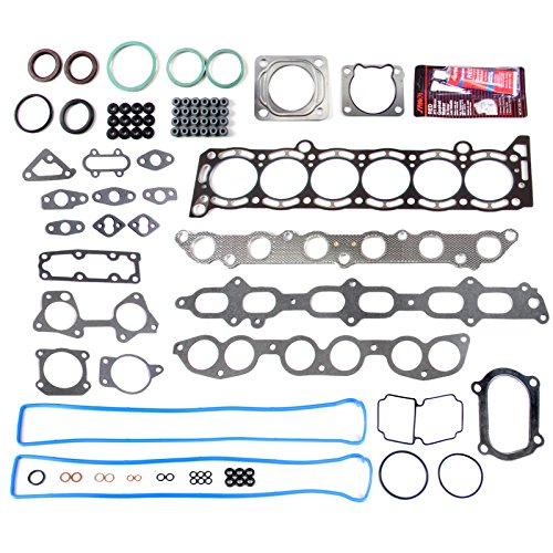 - ECCPP Replacement for Head Gasket Set for 1986-1992 Toyota Supra 3.0L l6 DOHC 7MGE 7MGTE Engine Head Gaskets Kit