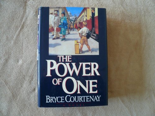 """the power of one by bryce courtenay essay """"the power of one"""" – bryce courtenay  to identify the typical structure/language features of a narrative describe how aspects of literary texts can convey."""