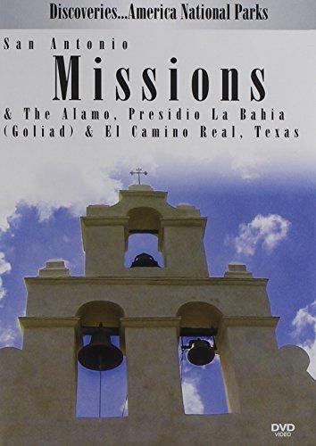 Discoveries...America National Parks: San Antonio Missions & The Alamo, Presidio La Bahia (Goliad) & El Camino Real, Texas (Antonio Johnson Supply San)
