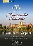 Monteverdi In Mantua - The Genius of the Vespers [Simon Russell Beale; The Sixteen,Harry Christophers] [CORO : DVD]