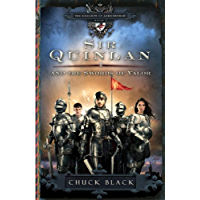Sir Quinlan and the Swords of Valor (The Knights of Arrethtrae Book 5)