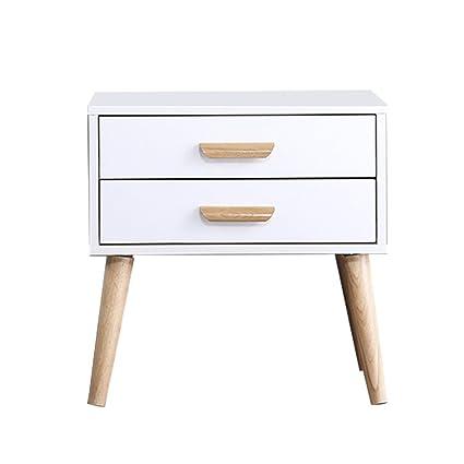 Charmant Amazon.com: PM Nightstands Bedside Cabinets Lockers Bedroom ...