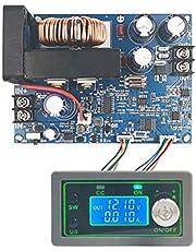Fayme Wz5020L Buck Converter Cc Cv Step-Down Power Module 50V 20A 1000W Adjustable Voltage Regulated Power Supply