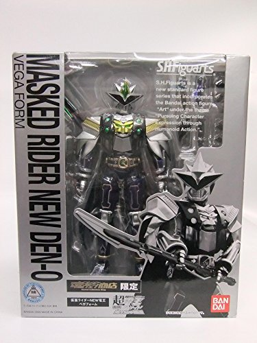 Soul Web Exclusive SH Figuarts Kamen Rider NEW Den-Vega form (japan import)