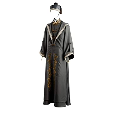 e369f33d631 Hibuyer Men's Grand Wizard Costume Deluxe Adult Halloween Fancy Dress