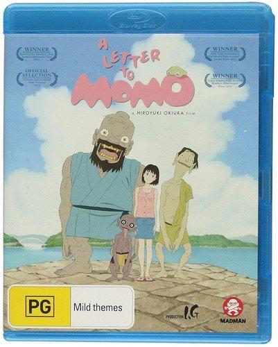 Letter to Momo / [Blu-ray] B01HJR9VTC