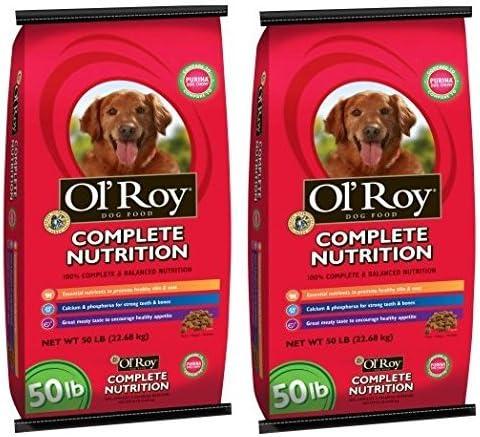 Ol Roy Complete Nutrition Dog Food