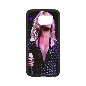 Unique Design -ZE-MIN PHONE CASE For Samsung Galaxy S6 -Famous Yonce-Beyonce Design Pattern 17