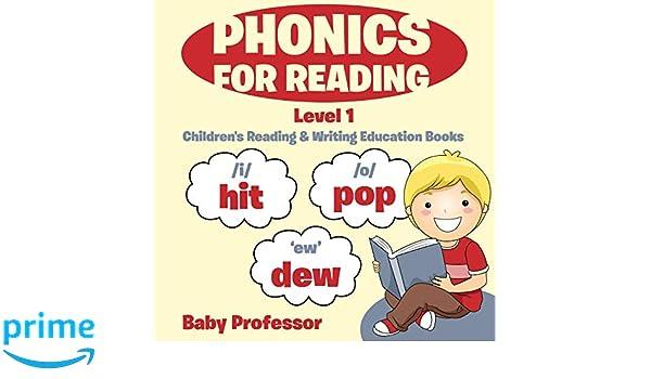Amazon com: Phonics for Reading Level 1 : Children's Reading