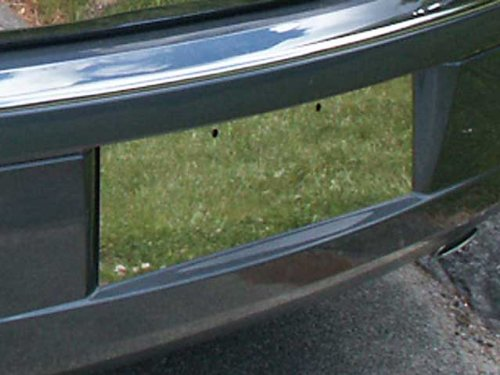 - QAA FITS 300 2005-2010 CHRYSLER (1 Pc: Stainless Steel License Plate Bezel, 4-door, Base, C-Model) LP45760