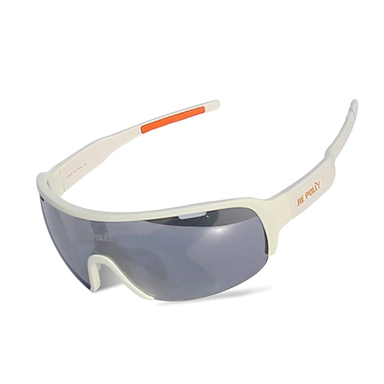 KnBoB Radbrille Damen Klar Fahrradbrille Brillentr/äger