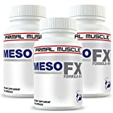 Mesobolin 3 Bottles For The Cost of 2! (3 Month Supply) Gain Weight Safely, Legally And FAST!!! This Is A Buy-2-Get-1-FREE Package!