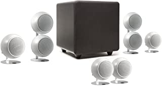 product image for Orb Audio 5.1 People's Choice Home Theater in Pearl White