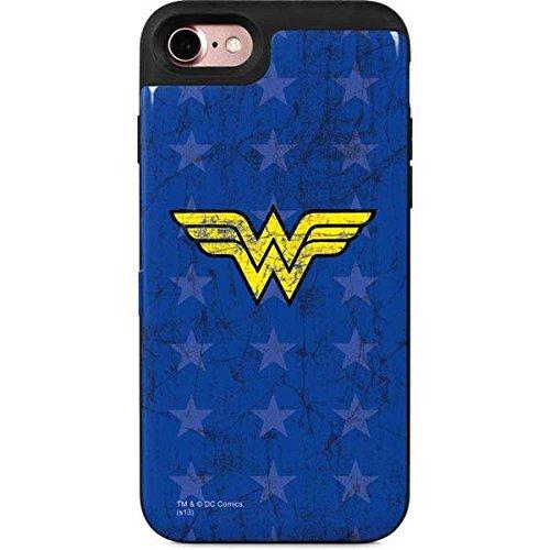 Wonder Woman Logo Minimalist iphone case