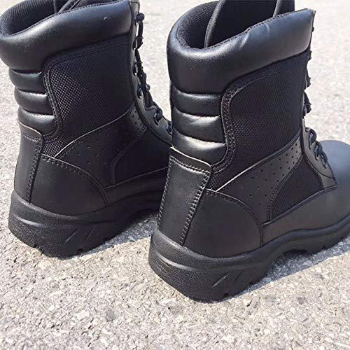 da Combattimento Antinfortunistica Desert Polizia Outdoor Alpinismo Impermeabile Black Jungle Stivali Scarpe Scarpa Militare Armate di da Tattiche da dell'Esercito Stivali Scarpe Uomo fq0w0Fg