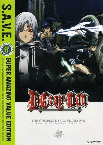 (D. Gray-man: Season 2 S.A.V.E.)