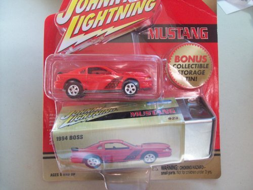 Johnny Pro Collector Series 1994 Boss Ford Mustang